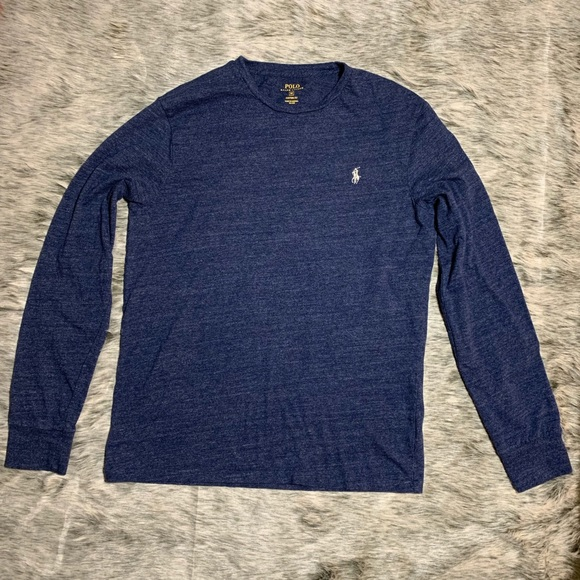 Polo by Ralph Lauren Other - Polo by Ralph Lauren heathered long sleeve